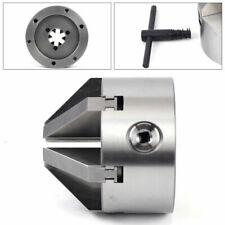 Self Centering Lathe Chuck 4 6 Jaw 100mm Cnc Milling Drill Lathe Chuck 2 30mm
