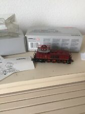 Neuve ! Locomotive Électrique BR E60 DB Marklin digital HO ref 37562 boîte Origi