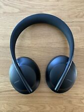 Bose Noise Cancelling Bluetooth headphones 700