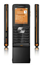 Sony Ericsson w350i Black (Sans Simlock) 4 Volume 1,3mp Walkman FM mp3 rare bien