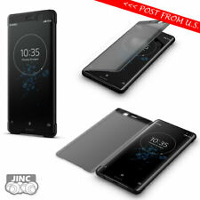 GENUINE ORIGINAL SONY SCTH70 Style Cover Touch Case for Xperia XZ3 H9493 H8416