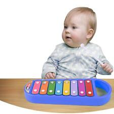 8 Notes Musical Xylophone Piano Wooden Instrument for Educational Child Toy
