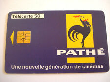 PHONECARD TELECARTE CINEMA PATHE