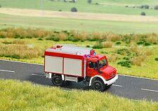 Busch 5595 SCALA HO UNIMOG U 5023 »Pompieri« # NUOVO IN conf. orig. #