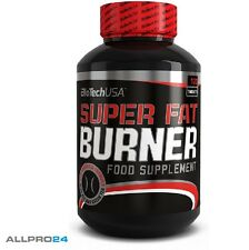 SUPER Fatburner 120 Tabl. L-Carnitin Chitosan Grüntee CLA Abnehmen (5,63 €/100g)
