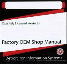 1958 Lincoln CD Shop Manual Capri Premiere Continental Mark III 3 Repair Service