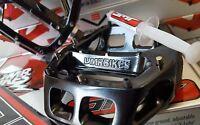 "DMR V8 Pedals (NEW) 9/16"" Mountain Bike BMX Flat Platform (BLACK) + DMR Sticker"