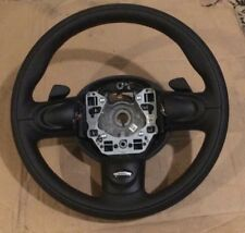 Genuine BMW Mini GP JCW Sport Steering Wheel R55/56/57/58/60 Red thread.