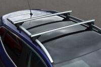 Cross Bars For Roof Rails To Fit Skoda Yeti (2009+) 100KG Lockable