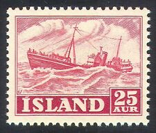 Iceland 1950 Boat/Fishing Industry/Trawler/Transport/Commerce 1v (n30521)