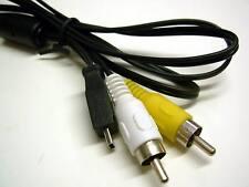 Cable Av Fit Nikon Coolpix P1 P2 P3 P4 S200 S10 024