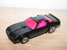 Hot Wheels Hot Bird Pontiac Firebird Trans Am Black Glitter UH 1:64