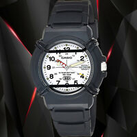 Casio HDA-600B-7BV Analog Sport Watch New 10 Year Battery 100m WR Neobrite