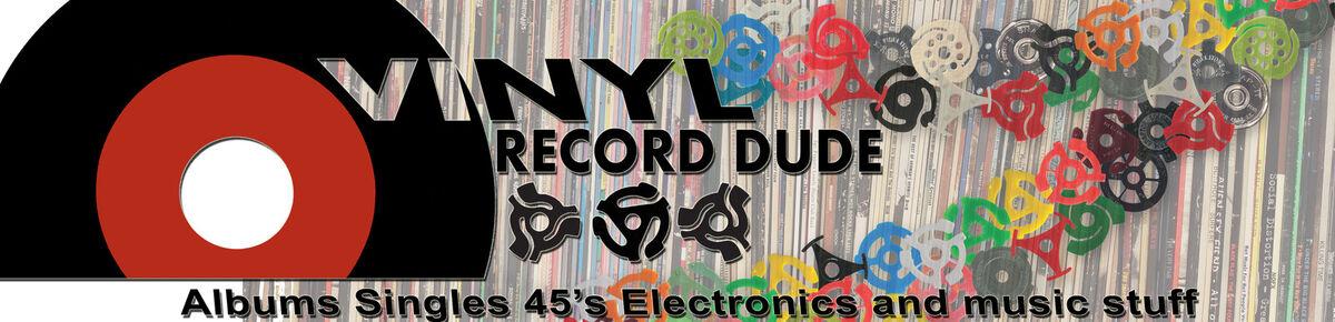 Vinyl Record Dude