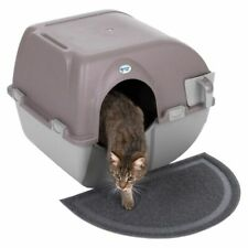 Cat Litter Box Self Cleaning Innovative Best Quality Hygienic No Scoop Needed