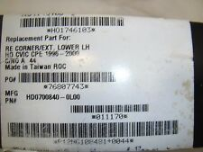 96-00 HONDA CIVIC COUPE DRIVER REAR FILLER
