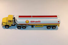 MAJORETTE SCANIA TRUCK WITH TANK TRAILER SHELL VGC