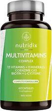 Multivitamine e Minerali - Complesso Multivitaminico Vegano con 29 Nutrienti...
