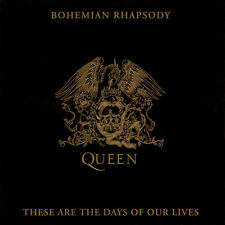 "QUEEN - BOHEMIAN RHAPSODY: 7"" VINYL SINGLE (1991)"