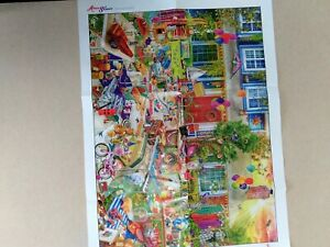 Jigsaw puzzles 1000 pieces used