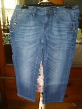 Esprit slim leg 3/4 jeans size 8  new with tags REDUCED