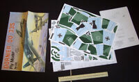 1990s Fly Model Poland Dornier Do 335 Fighter WW2 Cut-Out 1/33 Paper Model Kit