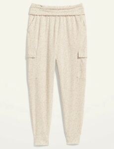 Old Navy Women's Mid-Rise Live-in Cargo Jogger Pants ~Size XS - XXL ..Retail $35