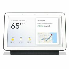 New Sealed Google Home Nest Hub with Google Assistant (GA00515-US) - Charcoal