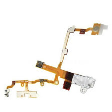 Replacement Audio/Headphone Jack/Power Button Flex for Apple iPhone 3G/3GS WHITE