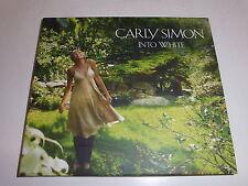 Cd   Into White von Carly Simon