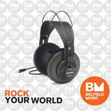 Samson SR850 - Professional Studio Reference Headphones - SR-850 - BNIB - BM