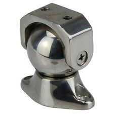 New 1 X Magnetic Door Stopper Door Holder 316 Grade Stainless Steel Door  Stop