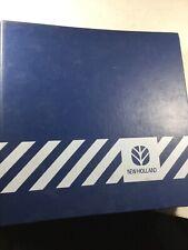 New Holland LM430, LM640 Telehandler Service Manual