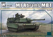 Panda 1/35 M1 Abrams american main battle tank
