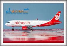 """JC Wings 1:200 Air Berlin Airbus A320 """"D-ABNW"""" LH2201"""