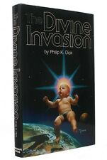 Philip K. Dick - The Divine Invasion - Timescape, 1981, Signed First Edition