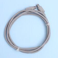 Genuine Apple Macintosh AppleTalk Localtalk Cable 3-Pin Mini DIN [590-0413-A]