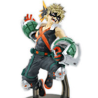 "Banpresto MY HERO ACADEMIA THE AMAZING HEROES VOL3 Katsuki Bakugo 7"" Figur JAPAN"