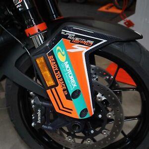 Adesivi 3D Protezioni Parasteli compatibili con KTM 1290 Super Adventure S 2021