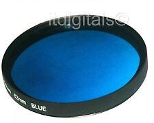 67mm 80B Blue Lens Filter B&W Color Film Digital 80-B 62 mm Circular Camera