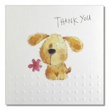 16 THANK YOU CARDS WITH ENVELOPES, BIRTHDAY WEDDING PARTY CHRISTMAS LUXURY CARDS