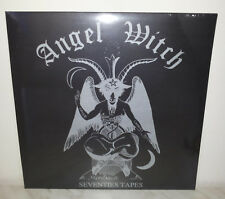 LP ANGEL WITCH - SEVENTIES TAPES - COVER EX