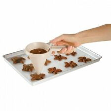 Chocolate Molds Cake Cream Dispensers Dough Cupcake Batter Funnel Baking Tools