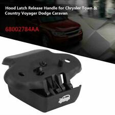 1X Hood Latch Release Handle for DODGE CARAVAN CHRYSLER TOWN&COUNTRY 68002784AA