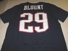 LeGarrette Blount New England Patriots Nike NFL Football Jersey T-Shirt NWT  2XL 43fe3aade