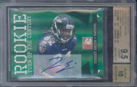 2011 donruss elite totc autographs #197 TORREY SMITH rookie BGS 9.5 (pop 1)