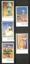 Central African Republic SC # 257-258 Viking Spacecraft .MNH