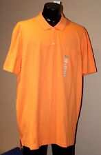 THE FOUNDRY SUPPLY CO MODERN VOYAGER ORANGE POLO SHIRT 3XL TALL NEW WT AUTHENTIC