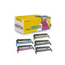 Set + BK Compatible Toner C9730A - C9733A for HP Color LaserJet 5500 5500dn 5500