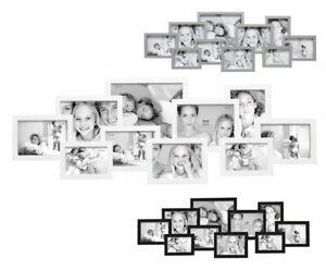 Galery Frame Bilderrahmen für 10 Fotos 10x15 13x18 15x20 20x25 Galerie Collage